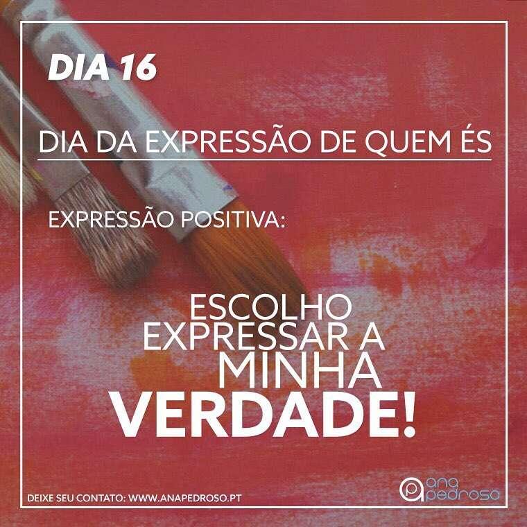Ana Pedroso-Programa 27 dias #16 | 2