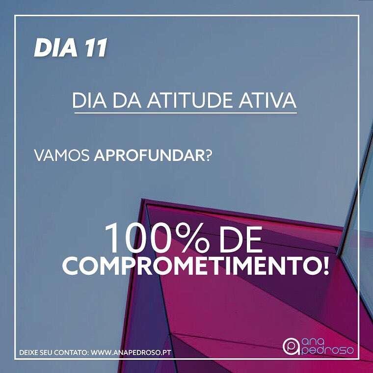 #11 Dia   DIA DA ATITUDE ATIVA