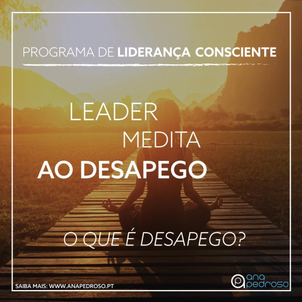 """LEADER MEDITA 1.0"" | #10 Programa de 12 Dias"