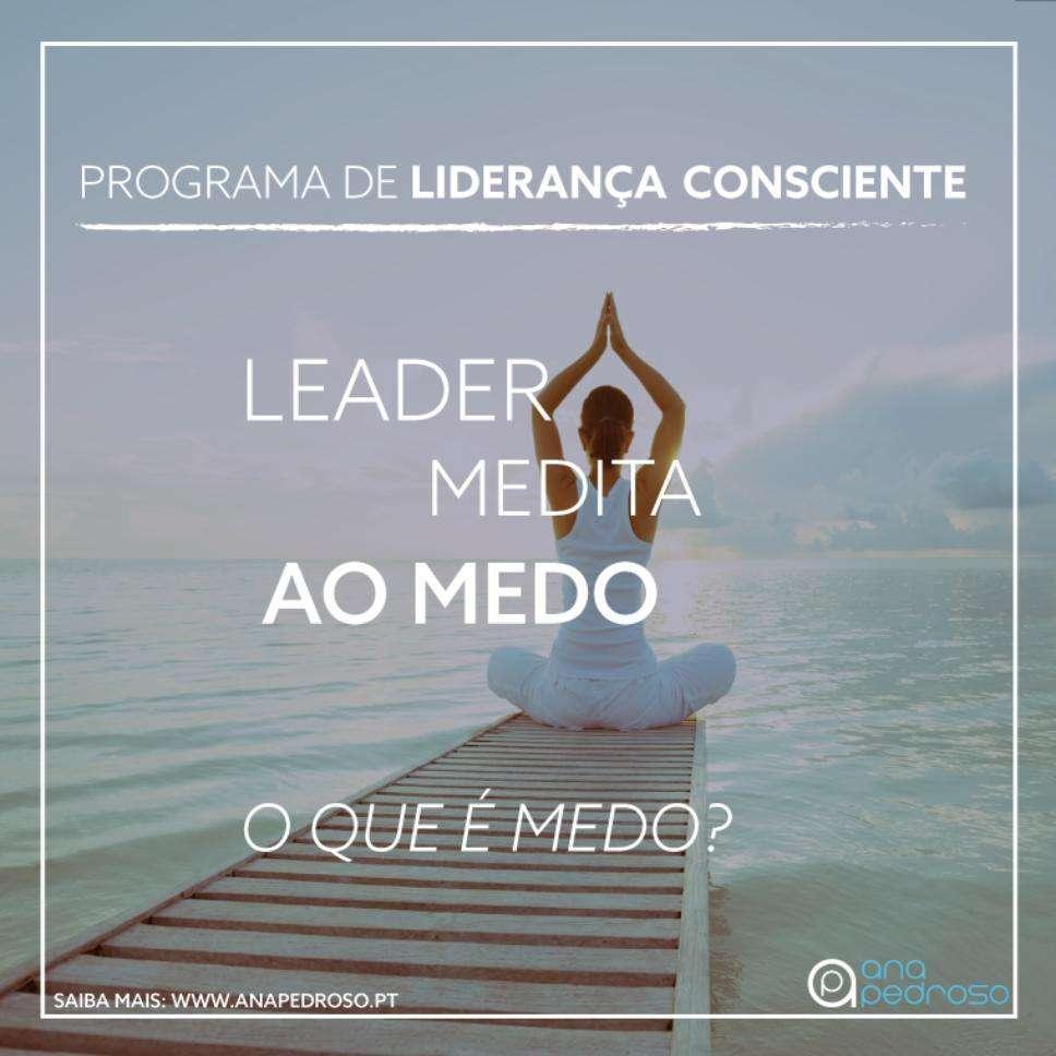 """LEADER MEDITA 1.0"" | #4 Programa de 12 Dias"