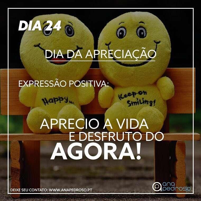 #24 Dia | DIA DA ALTO-CONFIANÇA!