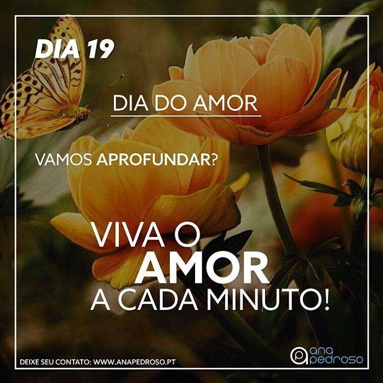 #19 Dia | DIA DO AMOR