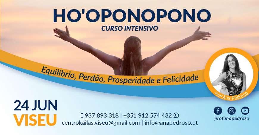 Ho'oponopono VISEU Ana Pedroso